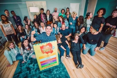 Marc Anthony Cosmetics - Teamwork PLAYshop - June 2018