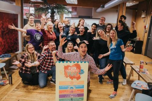 Intrepid Travel - Storytelling (for Sales) PLAYshop - Nov 2018