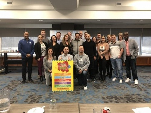 Moneris - Sales Teamwork PLAYshop - April 2018