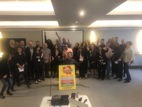 BNI - Teamwork PLAYshop - Oct 2018